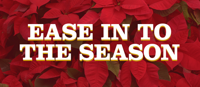 Ease In To The Season